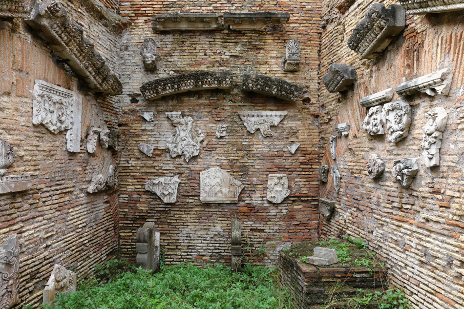 Rom - Ostia Antica