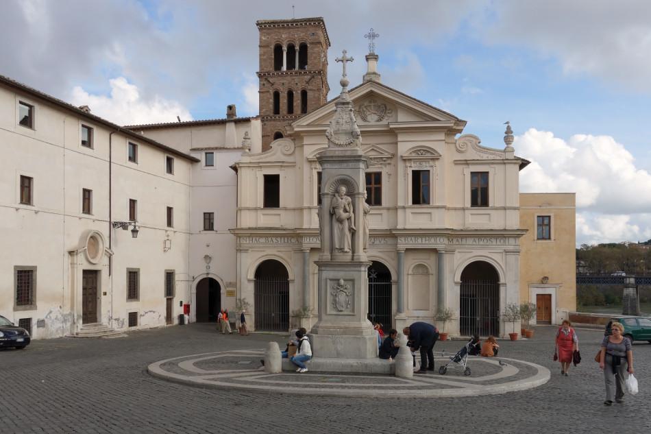Rom - San Bartolomeo all' Isola