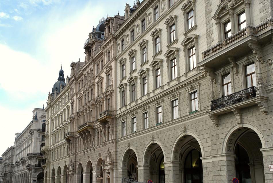 Wien - Reichsratsstraße