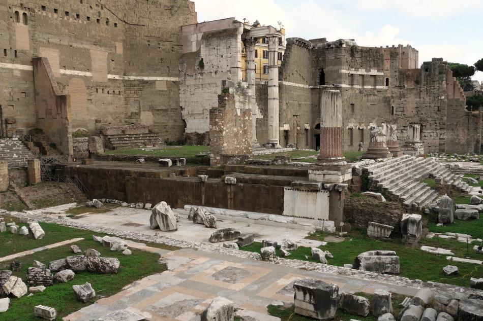 Rom - Foro di Augusto