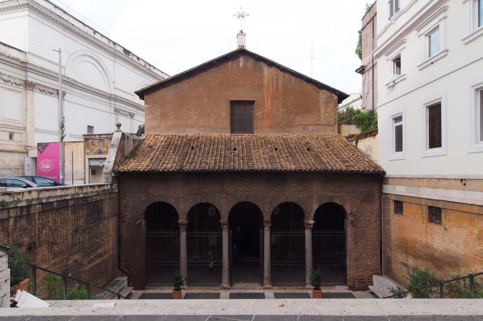 Rom - San Vitale