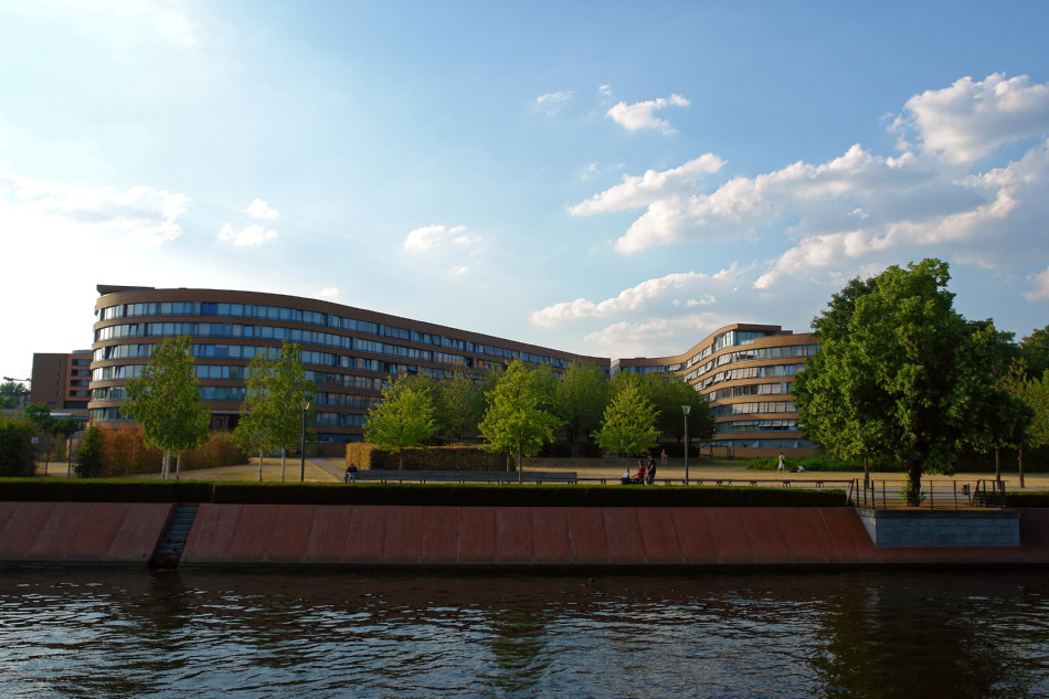 Berlin - Magnus-Hirschfeld-Ufer