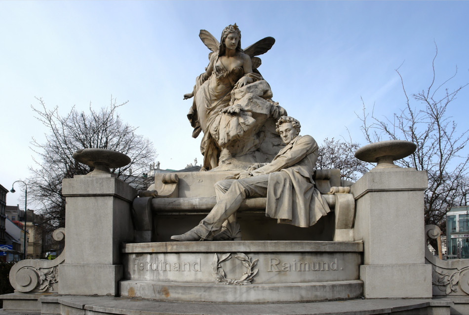 Wien-Raimund-Denkmal