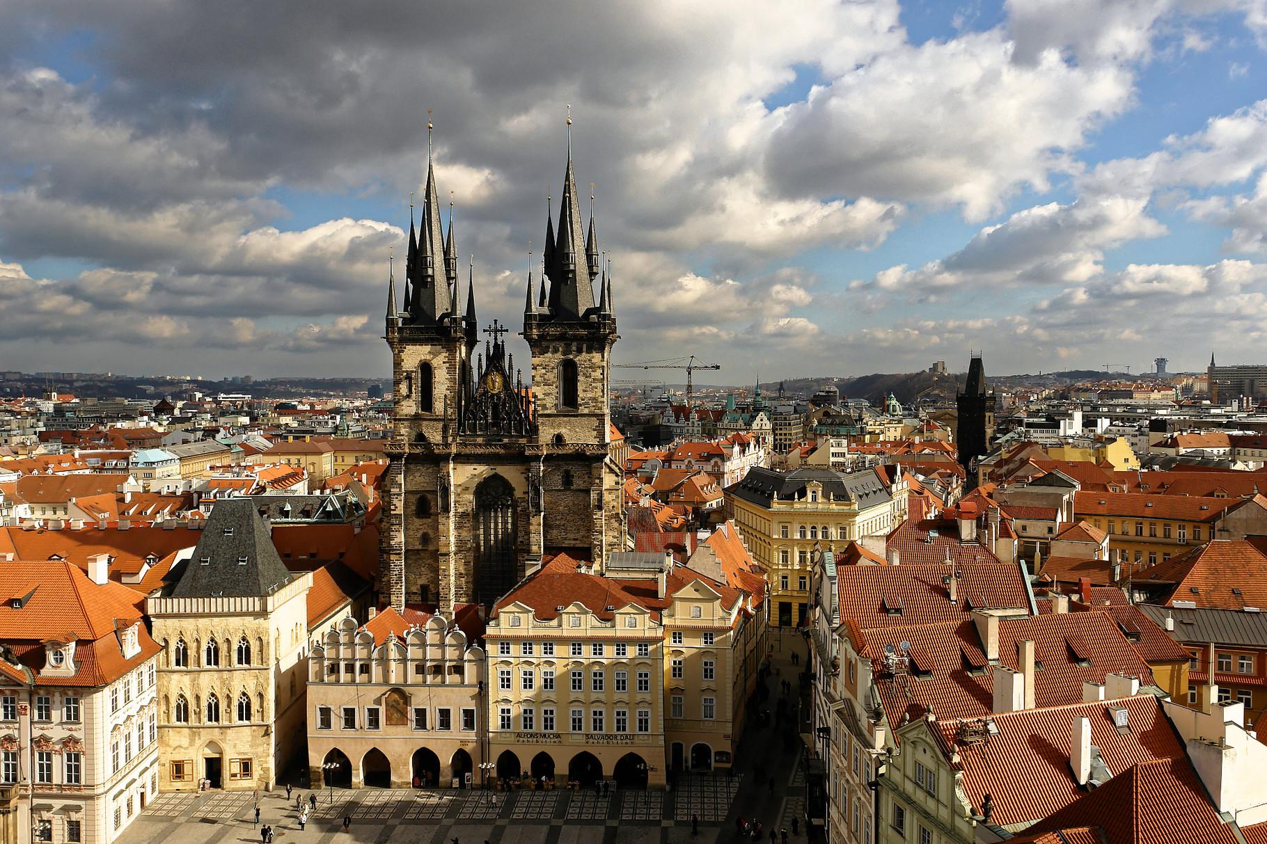 Prag 2007 - Luposalbum - Reisefotos von Stefan Lubs
