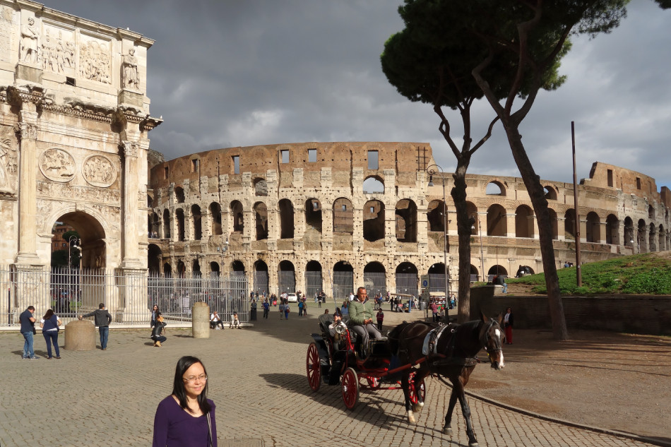 Rom - Colosseo