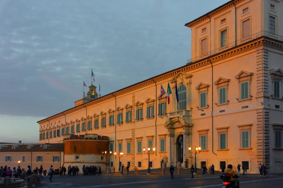 Rom - Quirinalspalast