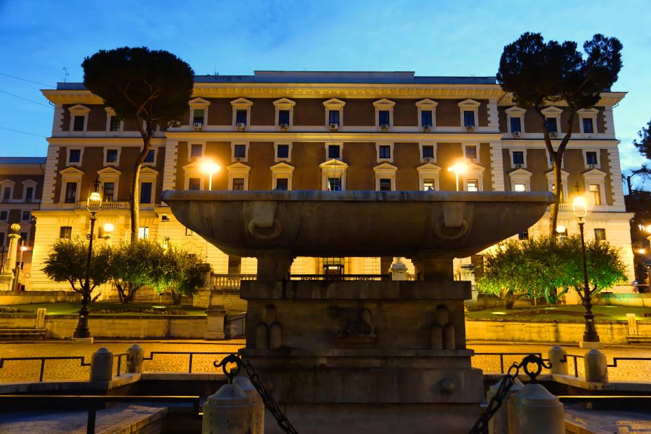 Rom - Palazzo del Viminale