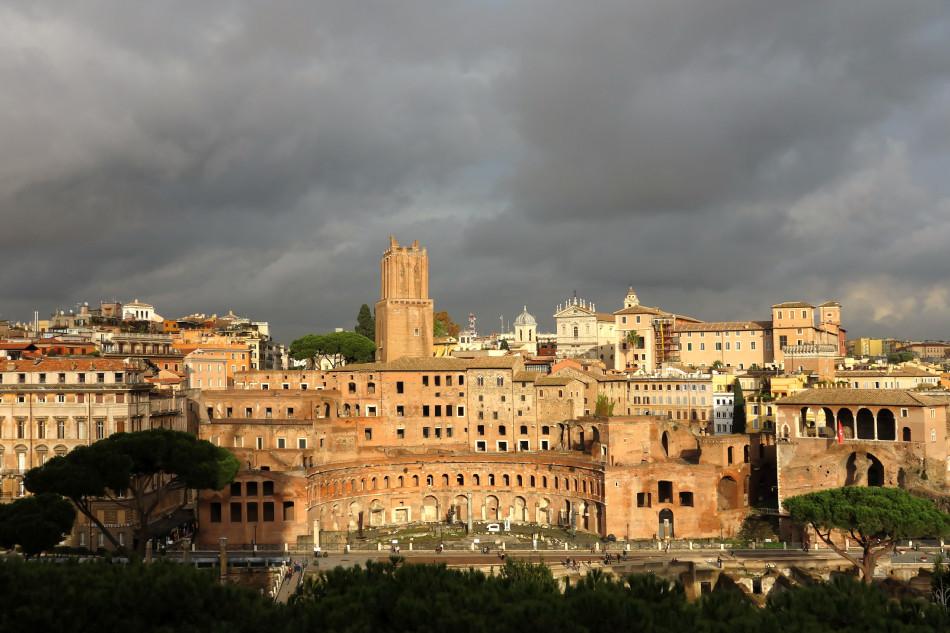 Rom - Trajansmärkte