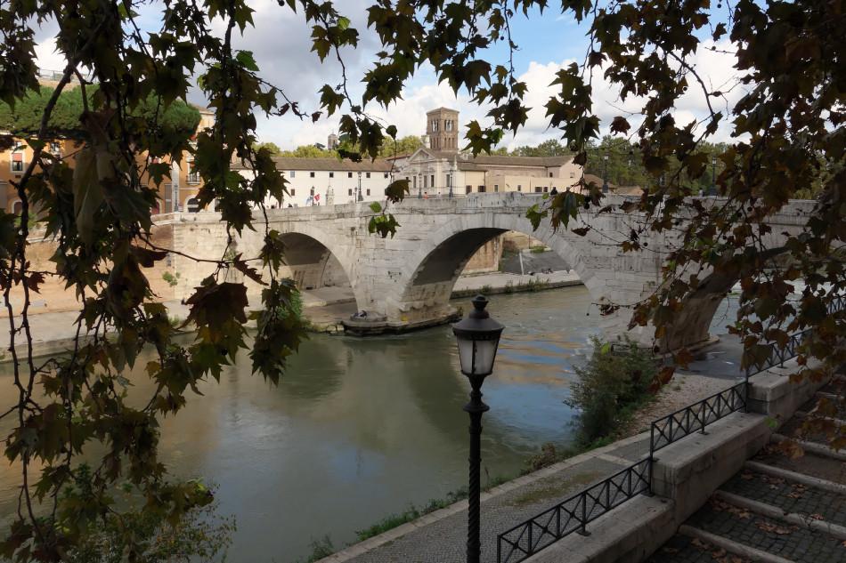 Rom - Ponte Cestio