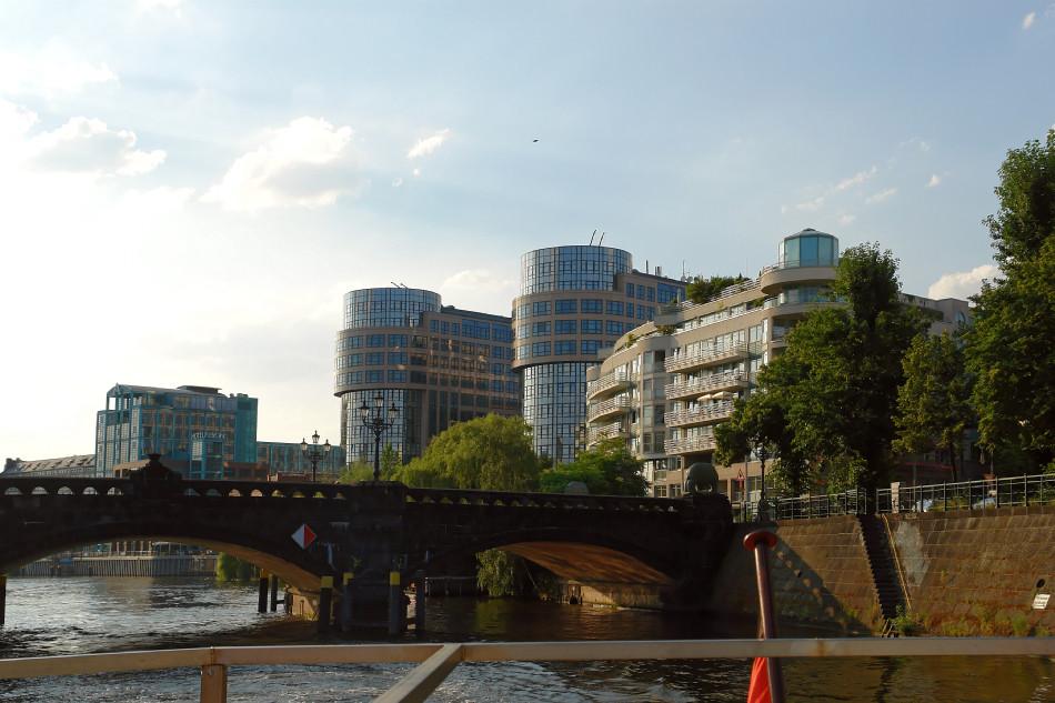 Berlin - Moabiter Brücke