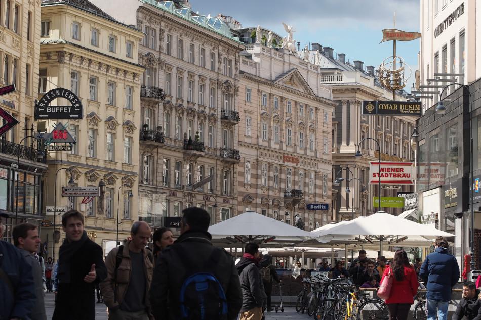 Wien - Graben