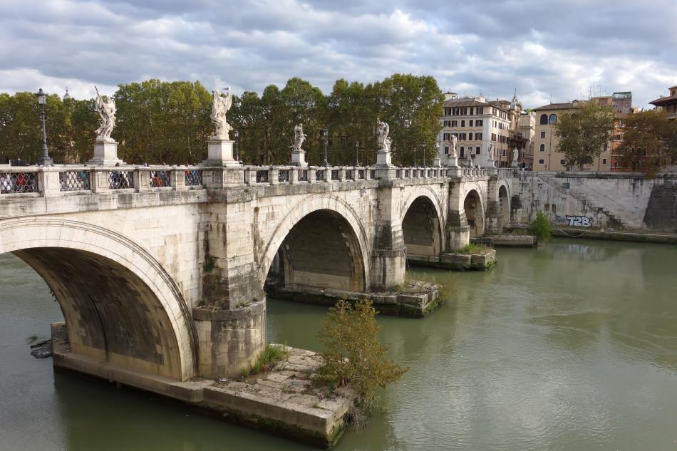 Rom - Ponte Sant'Angelo