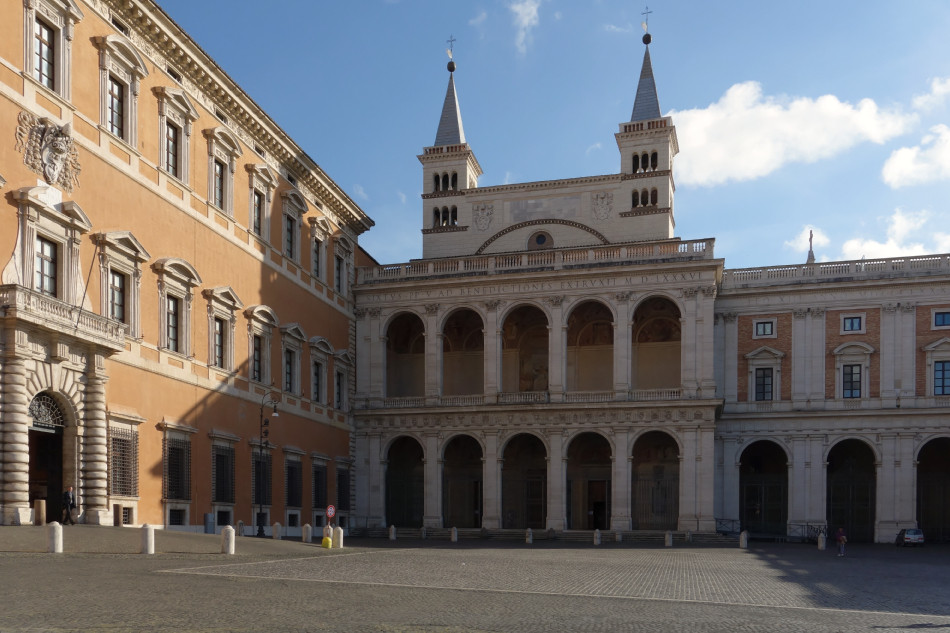 Rom - Basilica San Giovanni in Laterano