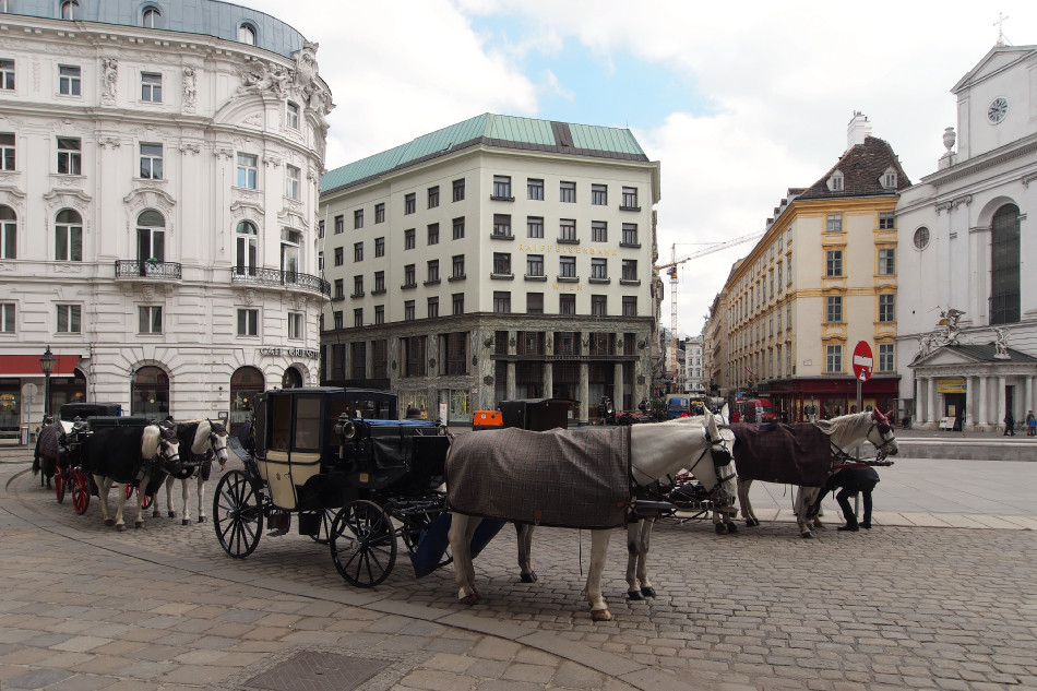 Wien - Michaeler Platz