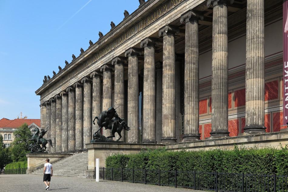 Berlin - Museumsinsel - Altes Museum