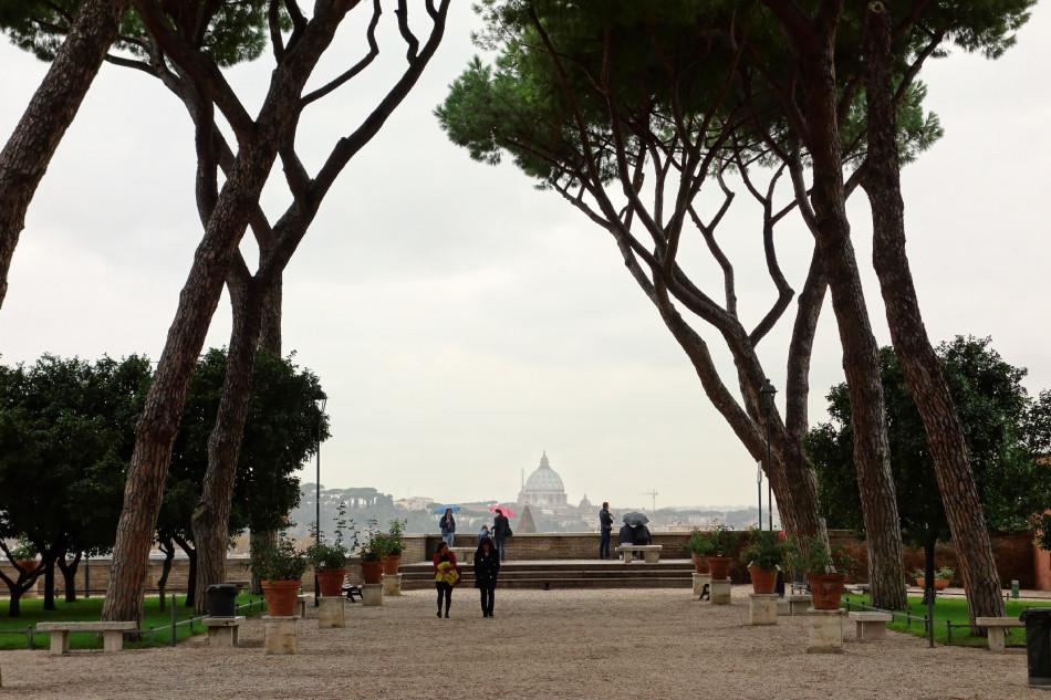 Rom, Aventin, Monte Aventino