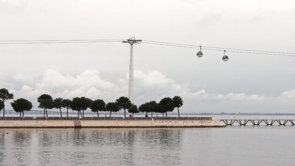 Lissabon - Parque das Nacoes