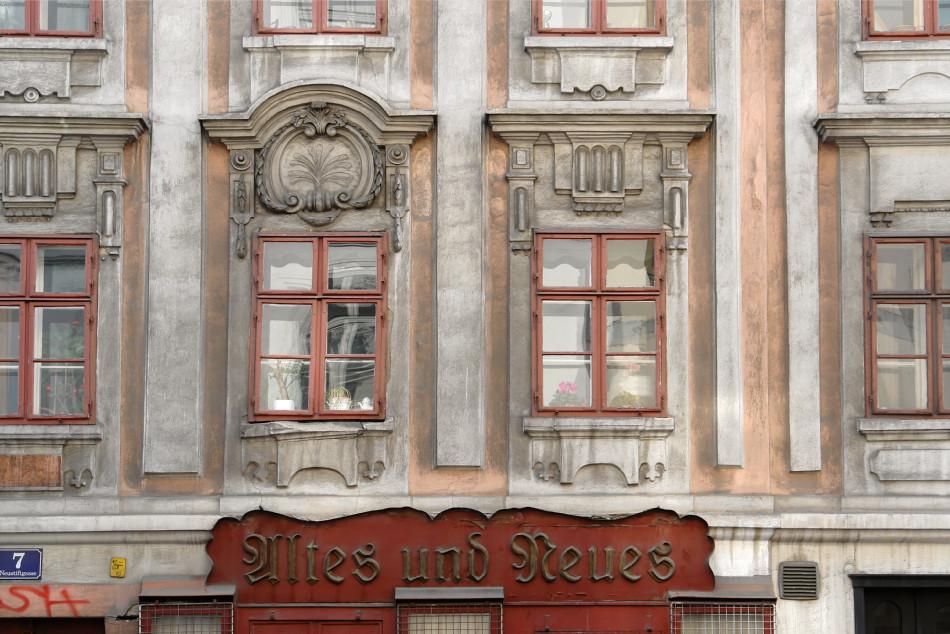 Wien - Neustiftgasse