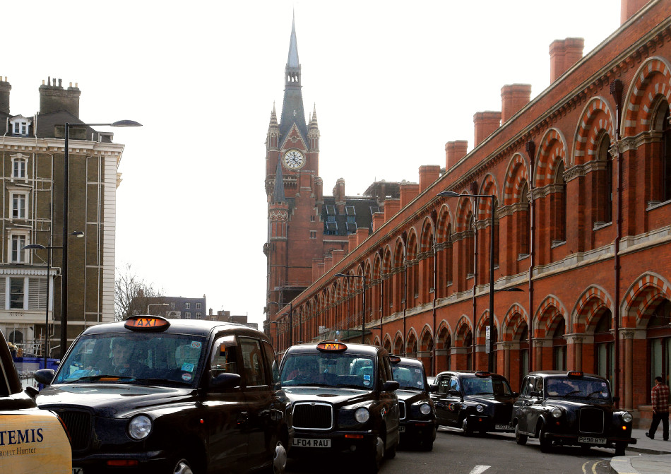 London - St. Pancras
