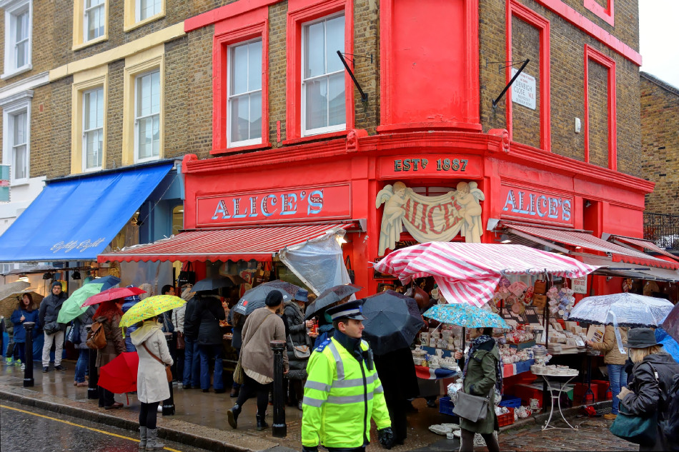 London - Portobello Road Market