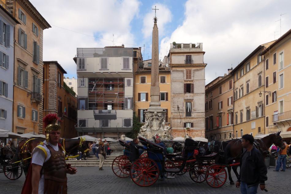 Rom - Piazza della Rotonda