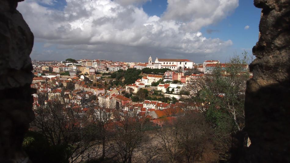 Lissabon - Castelo Sao Jorge