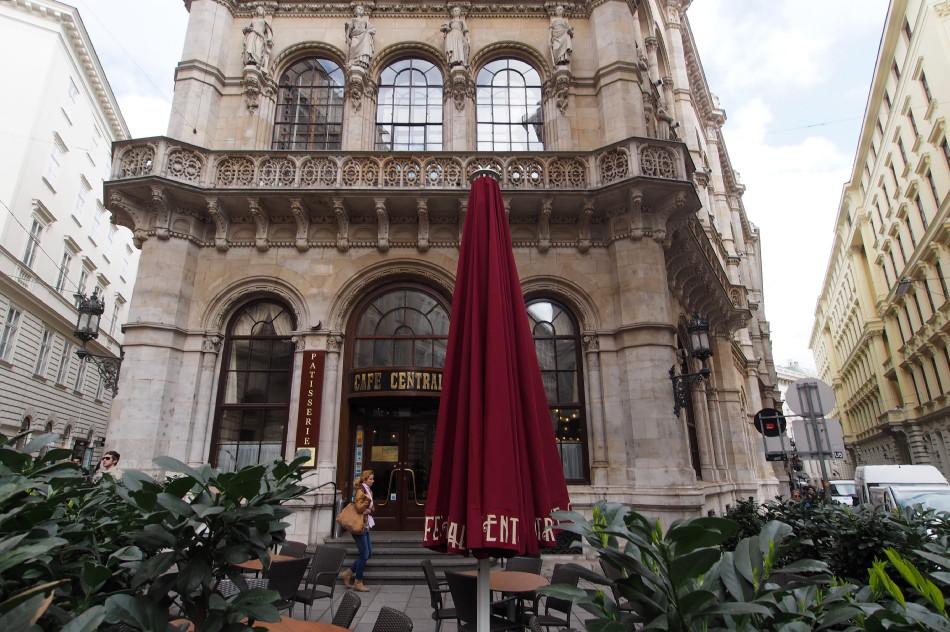 Wien - Cafe Central