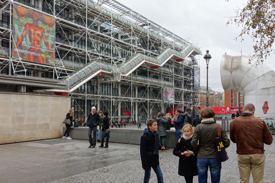Centre national d'art et de culture Georges Pompidou