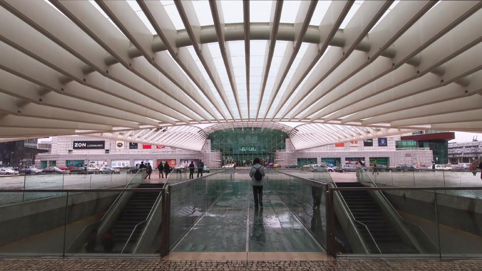 Lissabon - Centro Comercial Vasco da Gama