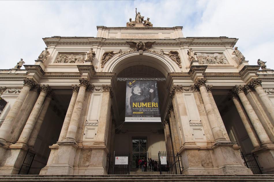 Rom - Palazzo delle Esposizioni