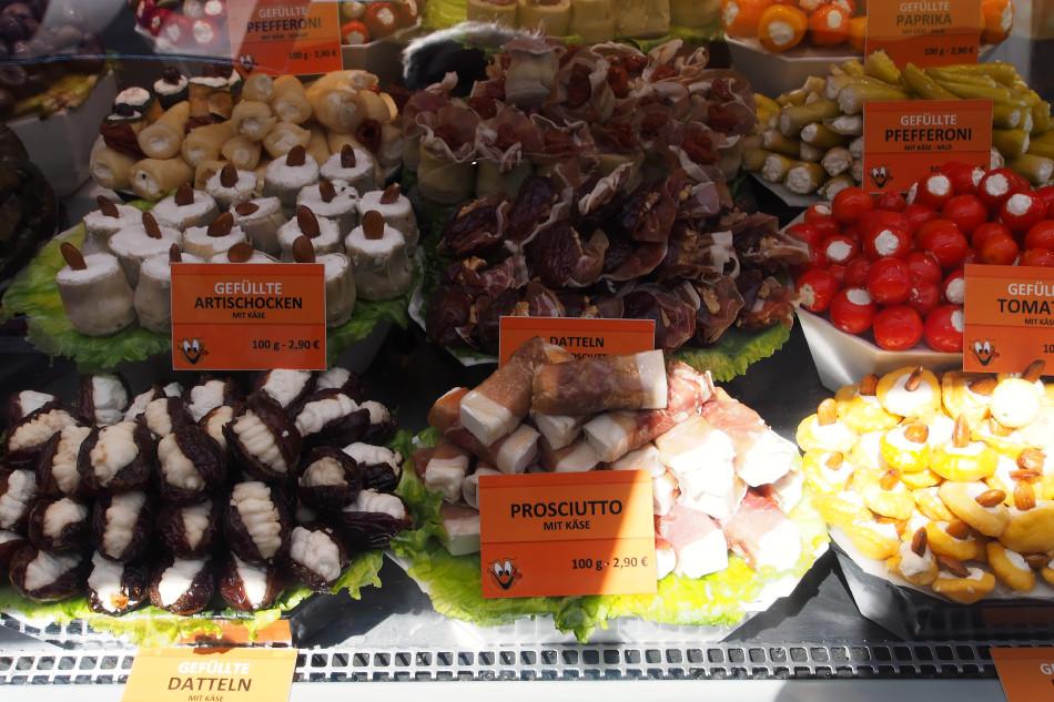 Wien - Naschmarkt