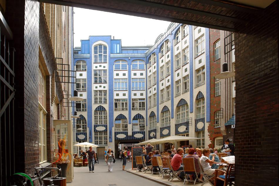 Berlin - Hackesche Höfe