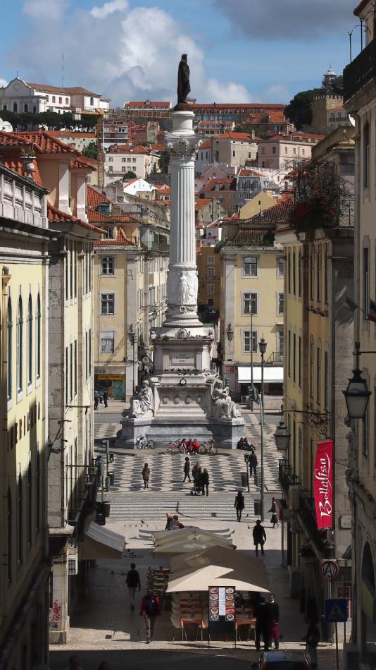 Lissabon - Rossio
