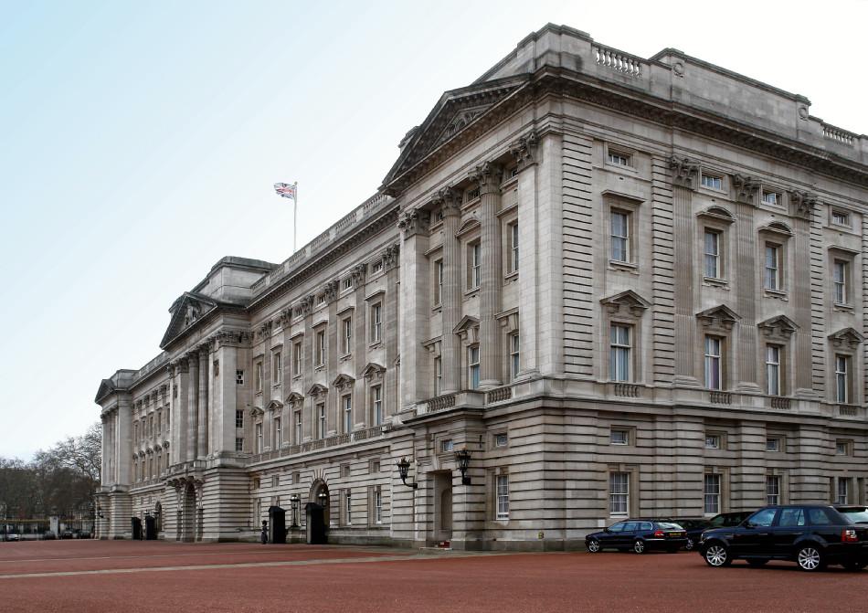 London - Buckingham Palast