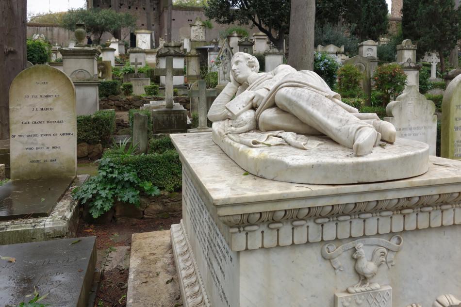 Rom - Cimitero acattolico