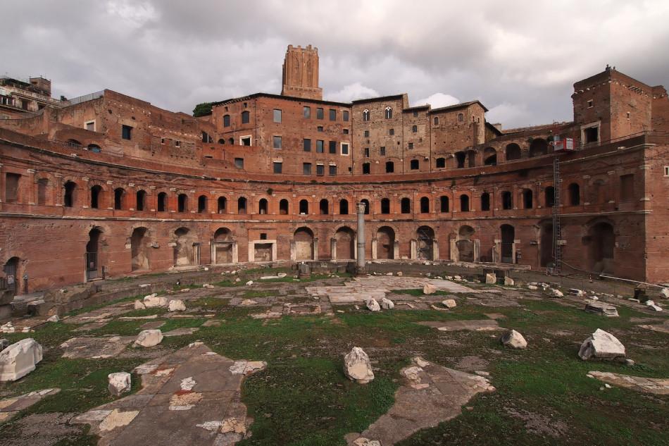 Rom Foro di Traiano