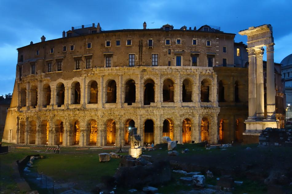 Rom - Teatro di Marcello