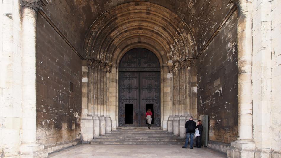 Lissabon - Sé Patriarcal