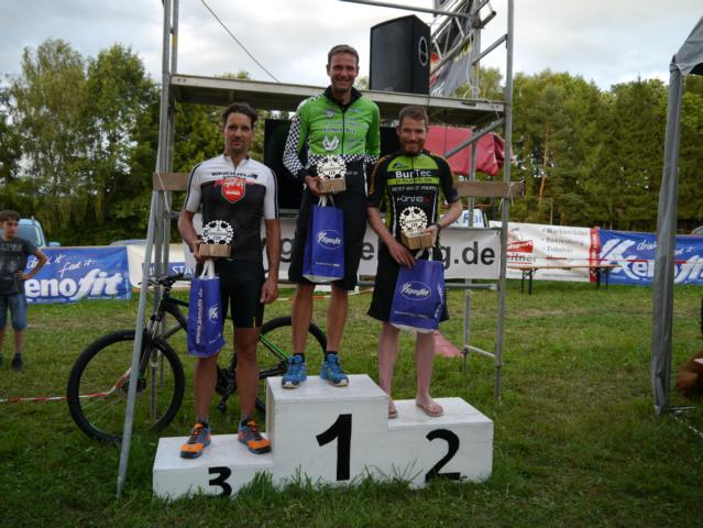 Masters 1  3.Thomas Wilde 1.Michael Mettang 2.Roland Walser