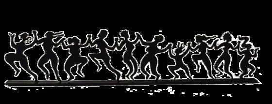 Dancing Women stand 5 x 23  $75