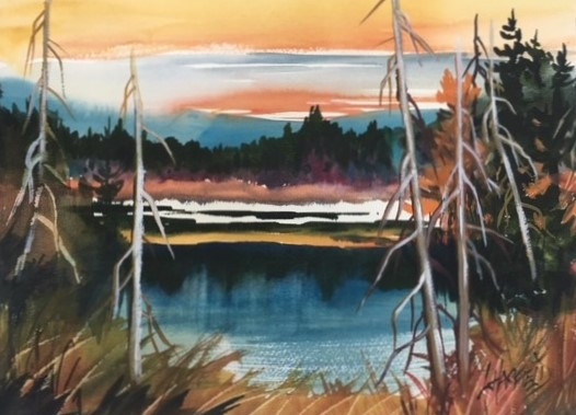 North Country 11 x 14 (matted 16 x 20).jpg
