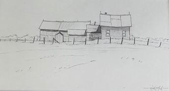 HOUSE & BARN - ALGOMA MILLS 5.5 X 10