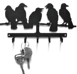 5 crow hook  6 x 10  $46