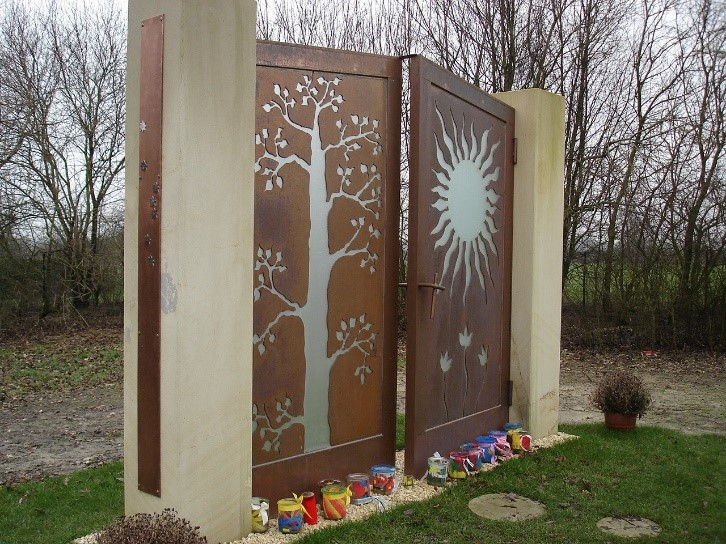 Gedenkstätte für vorgeburtlich verstorbene Kinder und Kinder ohne Grab