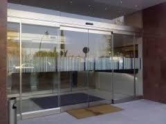 Puerta automática Antipánico Aprimatic Alicante