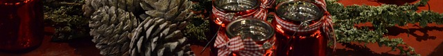 Weihnachten, Kerzenhelle, Wälderduft