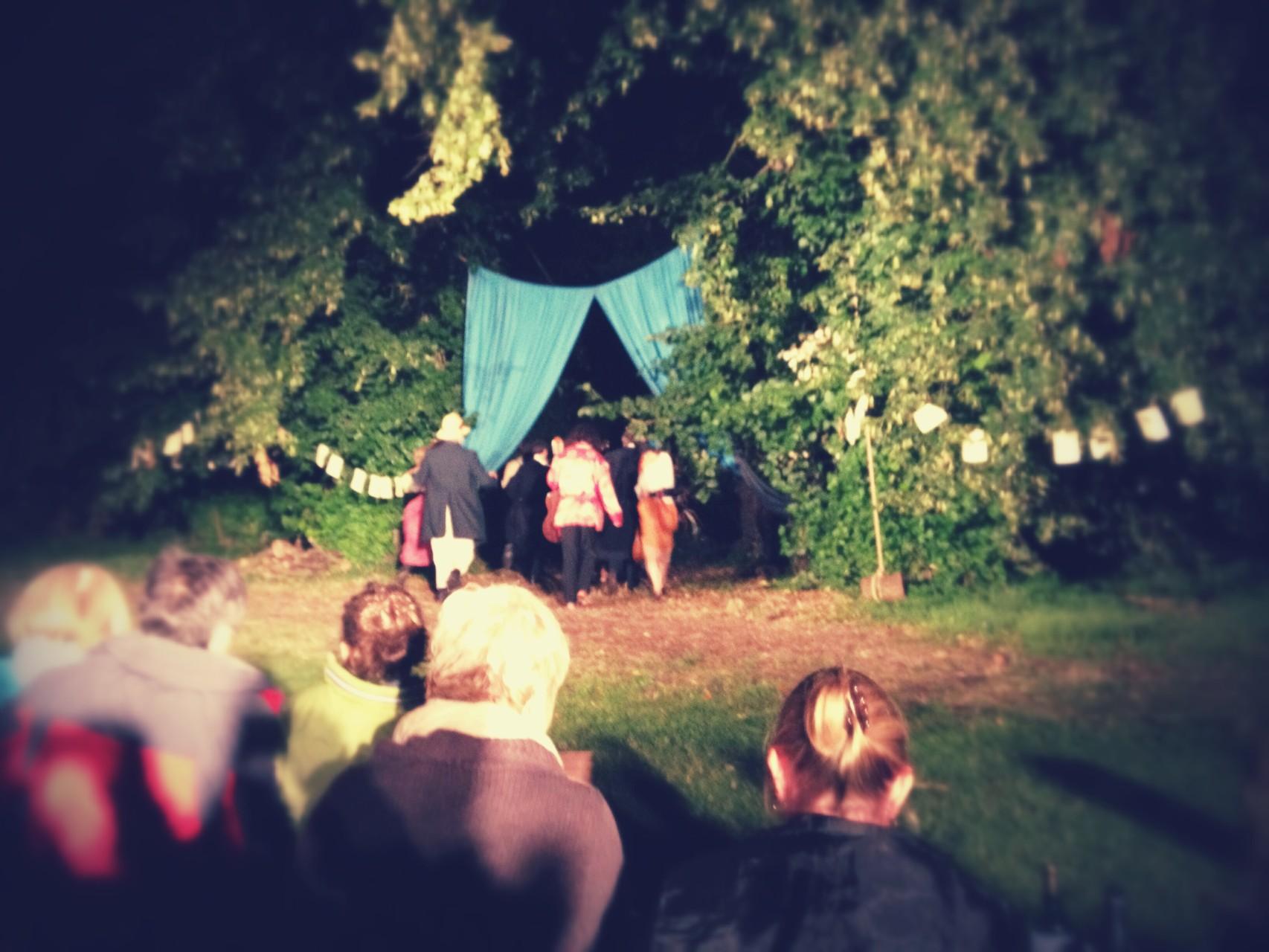 Shakespeare Festival.