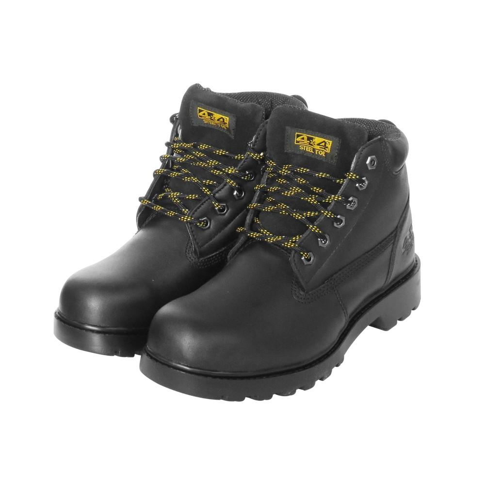 Características del calzado de seguridad industrial ideal Monterrey