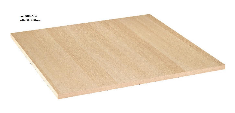 piani tavolo in melaminico varie misure art.l94