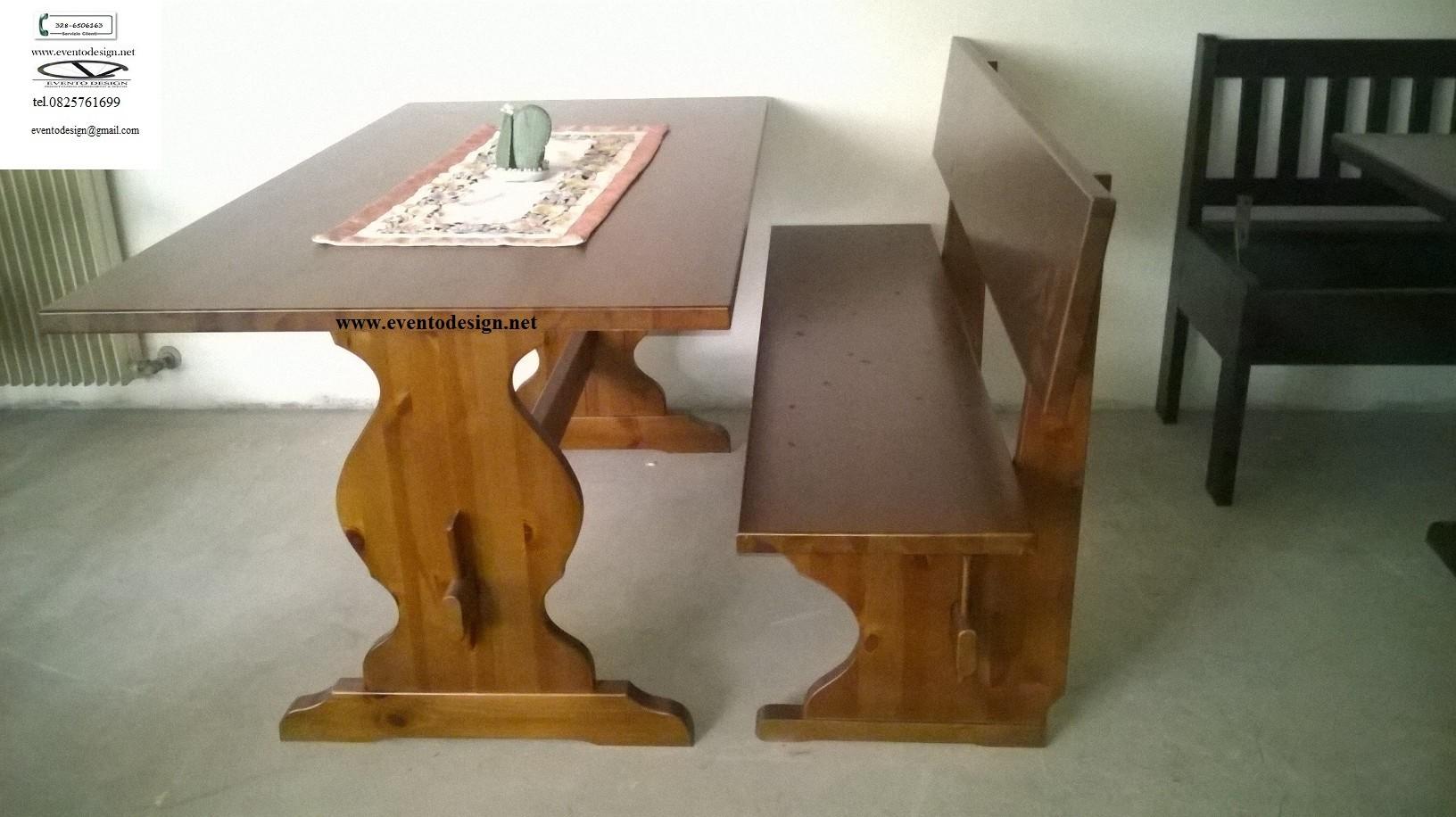 521 M Base in legno per tavoli quadrati o rotondi dim. base 75x75cm dim.max piano 100x100cm diam.120cm altezza cm.72 peso kg. 14 completa di piedini